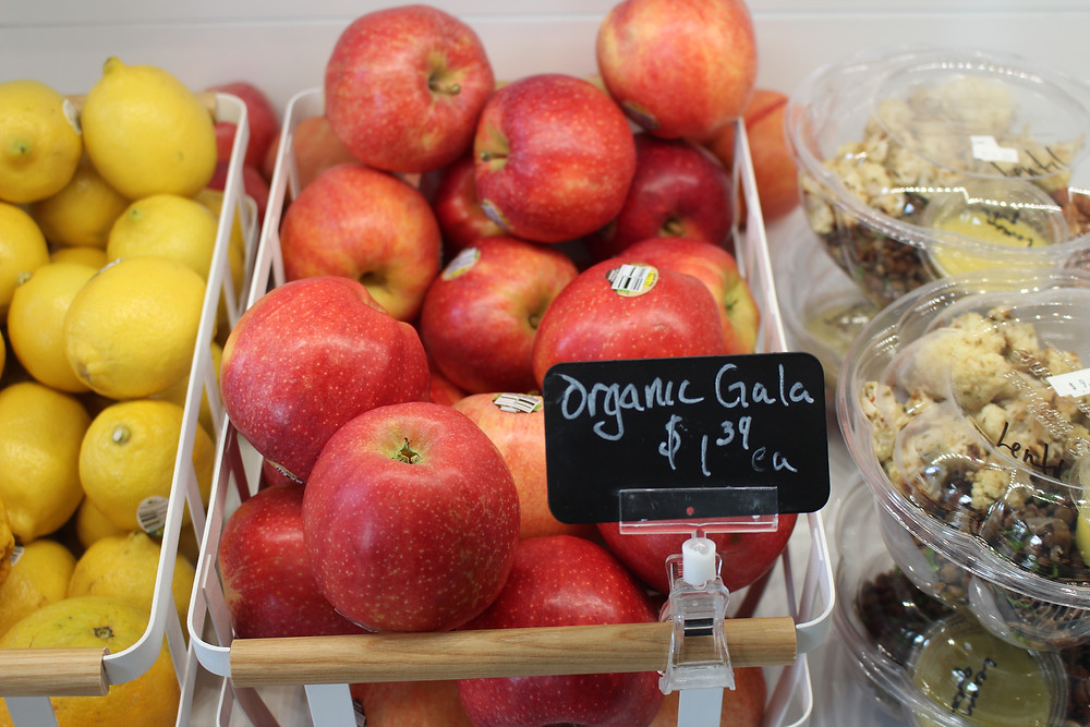 Organic, locally sourced produce at My Goodness Market