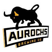 Logo for Aurochs Brewing Company