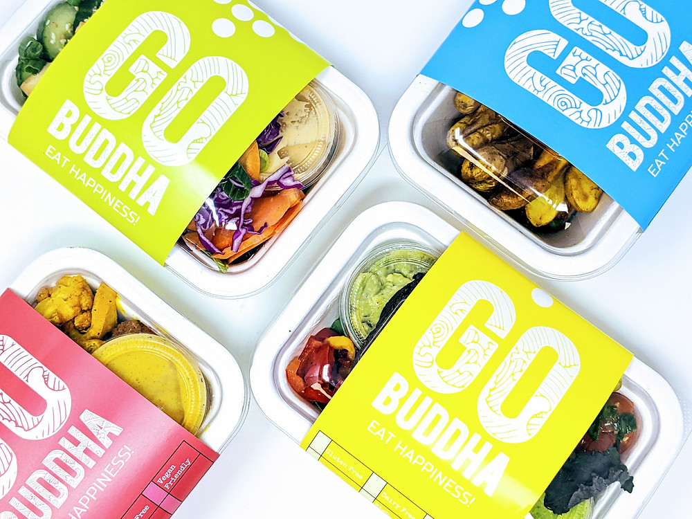 a selection of different Go Buddha kits