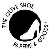 The Olive Shoe Paperie & Goods Logo