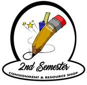 Cleveland 2nd Semester Consignment & Resource Shop Logo