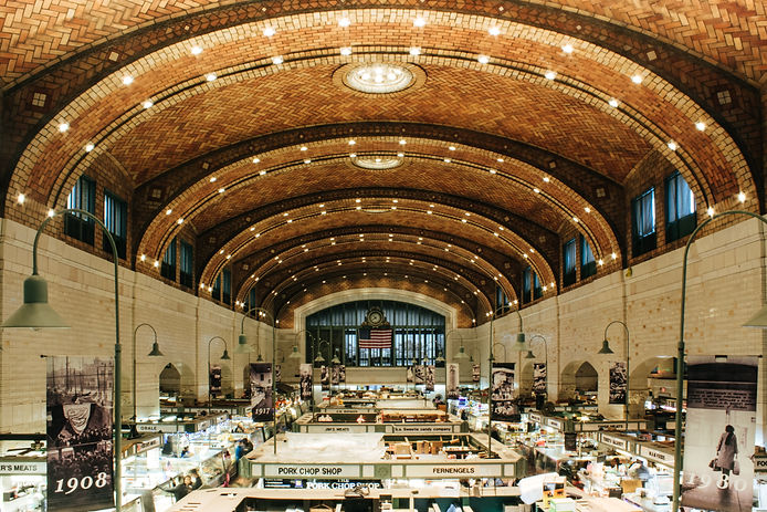 West Side Market in Cleveland