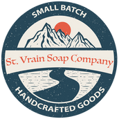 St. Vrain Soap Company Logo