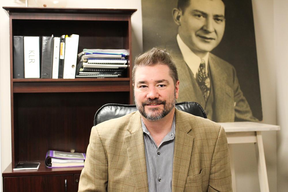 Headshot of Scott Baker, President of 5 Generation Bakers