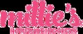 Millie's Ice Cream Logo