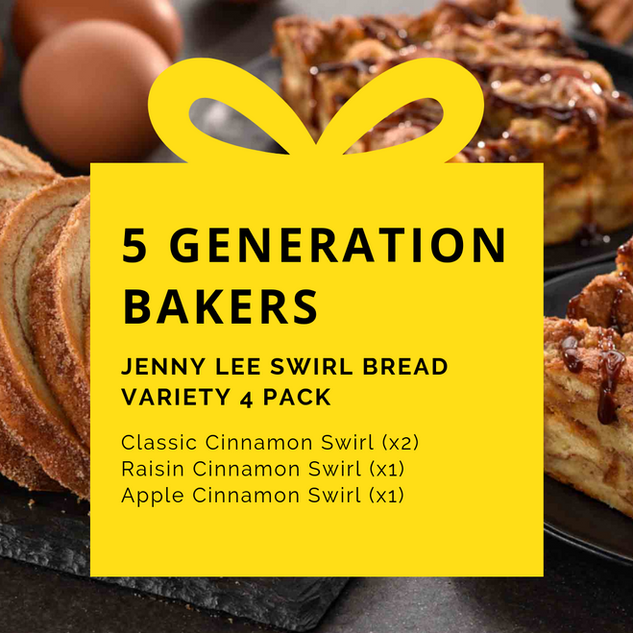 5 Generation Bakers