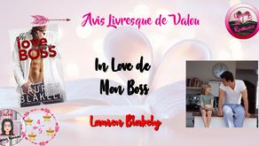 Avis: In Love de Mon Boss - Lauren Blakely