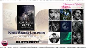 Nos Âmes Louves, Tome 1: Dans le Noir - Juliette Pierce