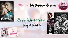 Love Business - Angel Arekin