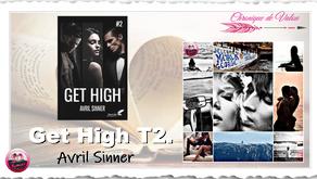 Get High, Tome 2 - Avril Sinner