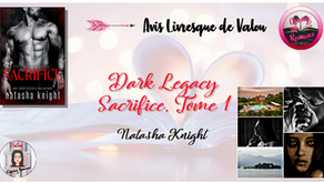Dark Legacy, Sacrifice, Tome 1 - Natasha Knight
