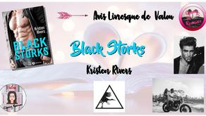 Black Storks - Kristen Rivers