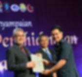 Majlis Penyampaian Anugerah Perkhidmatan