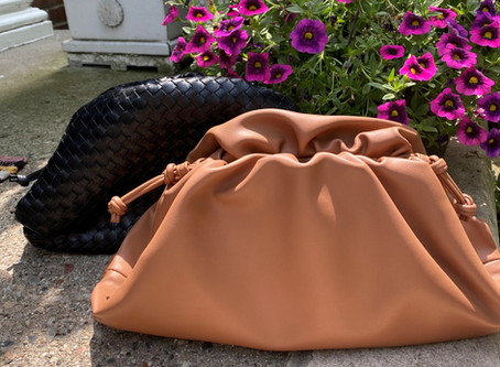 Shop the look of the Bottega Veneta Pouch!