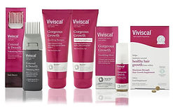 Hair care and Hair professional Viviscal