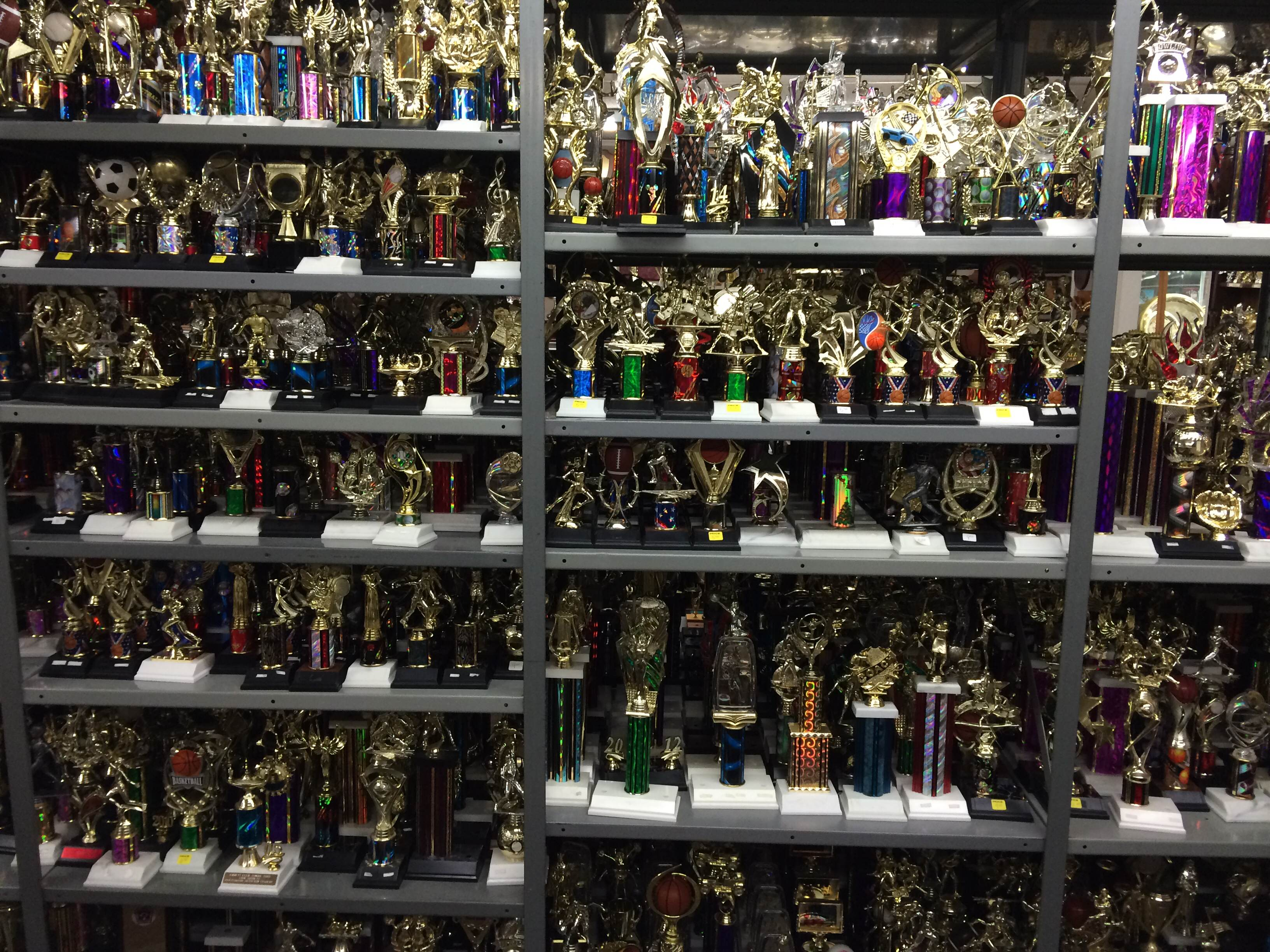 Trophy Showroom