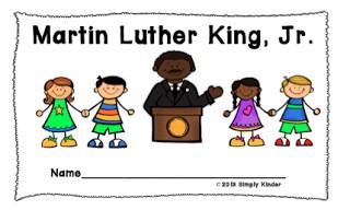 MLK Theme Activity