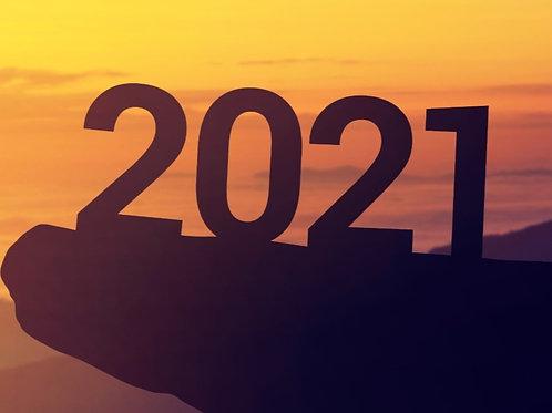 Persönlicher numerologischer Jahresausblick