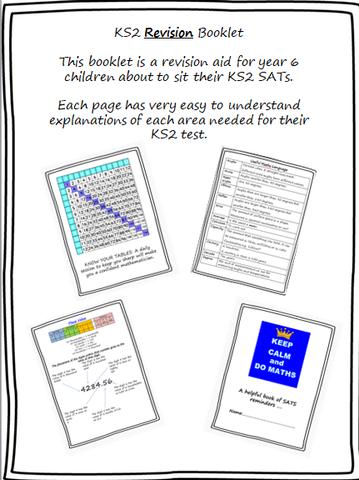 KS2 revision booklet