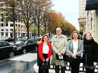 Atividades do IBREI na França