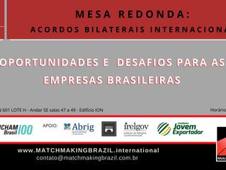 ACORDOS BILATERAIS INTERNACIONAIS: OPORTUNIDADES E DESAFIOS PARA AS EMPRESAS BRASILEIRAS