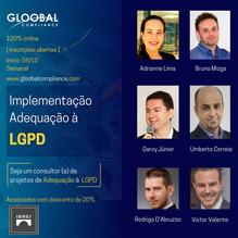 Implementação/Adequação à LGPD