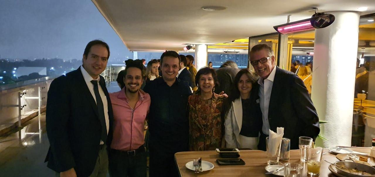 Confraternização IBREI 2019