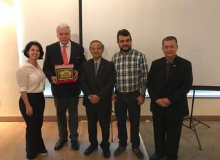 Diretora Regional é convidada a receber delegação da Indonésia em Goiás