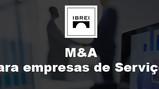 M&A para empresas de serviços
