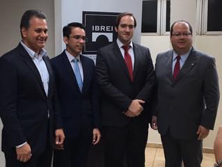 Reunião de Apresentação do Instituto em Goiânia