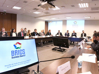 Reunião BRICS Business Council