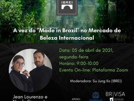 """A Vez do """"Made in Brazil"""" no Mercado de Beleza Internacional"""