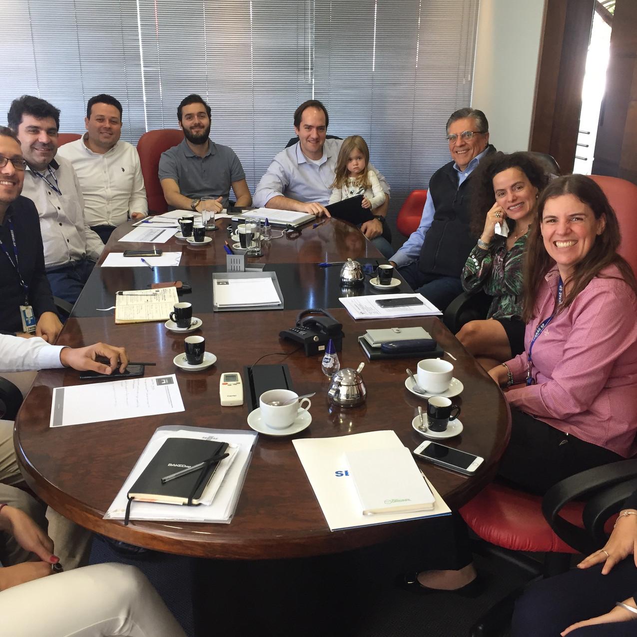 Reunião IBREI – SEBRAE-SP