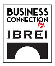 Business Connection by IBREI - logo whit