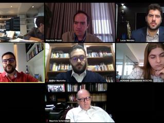 Reunião com ALESP