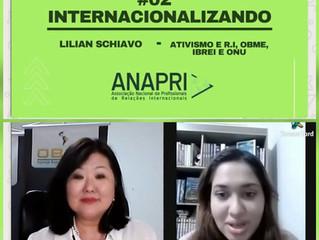 Podcast com ANAPRI