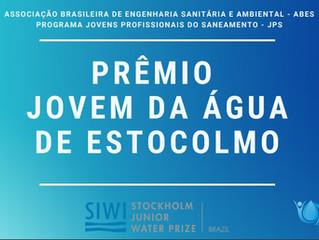Prêmio Jovem da Água de Estocolmo
