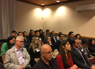 CICLO DE PALESTRAS: Networking e Empreendedorismo para Jovens da Comunidade Coreana