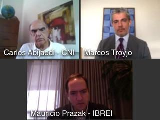 Reunião do CEBRICS com NDB