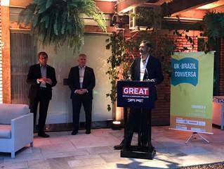 Participação do IBREI no UK-Brasil Conversa