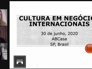 Trilha de Internacionalização e Programa em Capacitação para Exportação - Cultura de Negócios Intern