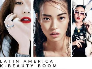 Latin America K- Beauty Boom