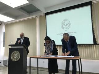 Recepção  do  Embaixador de BanglAdesh