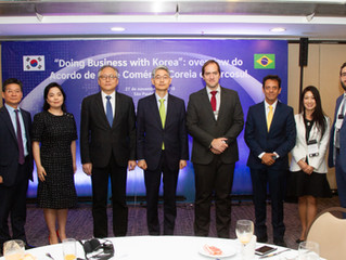 Café da Manhã: DOING BUSINESS WITH KOREA