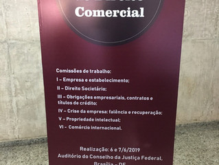 PALESTRA NO CONGRESSO DE DIREITO EMPRESARIAL