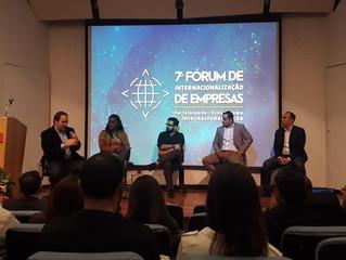 7º Fórum de Internacionalização de Empresas