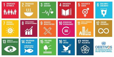Objetivos de Desenvolvimento Sustentável da ONU