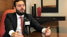 Entrevista a TV Chinesa