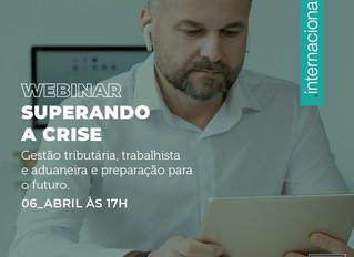 Webinar - Superando a Crise - IBREI & ABCasa
