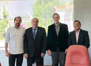 Parceria com Câmara de Comércio do Mercosul e Américas